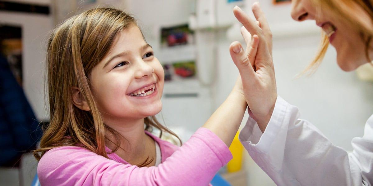Pediatric dentistry decorative image
